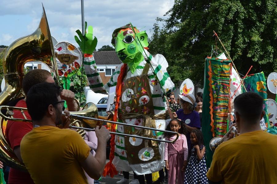 Welsh House Farm Carnival